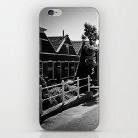 Quiet Street iPhone & iPod Skin