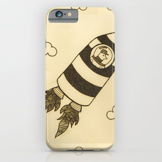 rocket iPhone & iPod Case