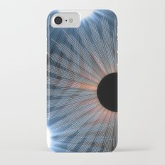 black hole sun iPhone 7 Slim Case