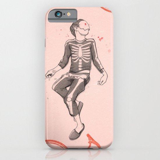 """""""Dude, wake up..."""" iPhone & iPod Case"""