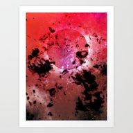 Art Print featuring α Castor by Nireth