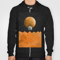 The Orange Planet Hoody