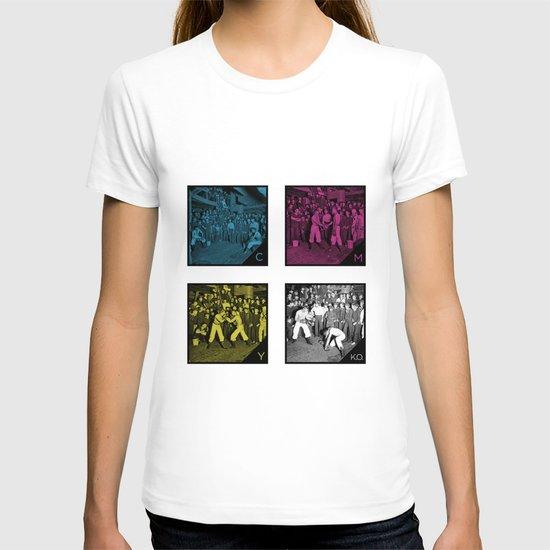 CMYK.O. T-shirt