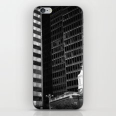 white cross iPhone & iPod Skin