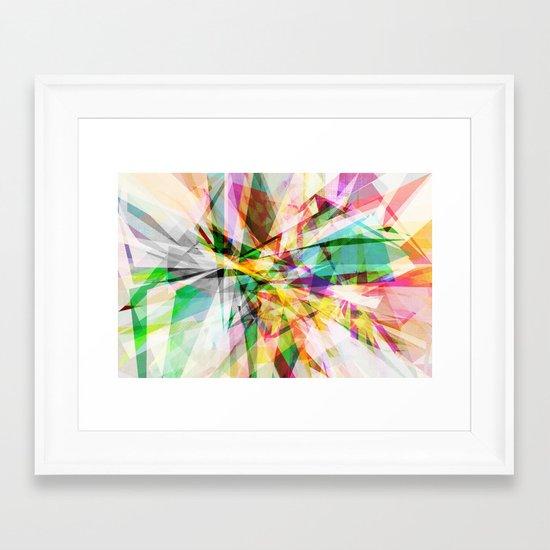 Graphic 13 Framed Art Print