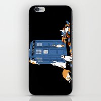Who Cats iPhone & iPod Skin