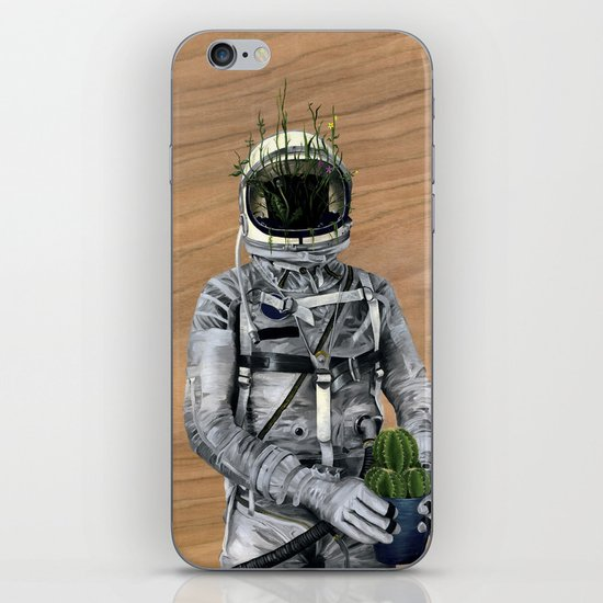 Cacti | Spaceman No:1 iPhone & iPod Skin