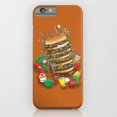 Uber BurgerBot iPhone 6s Slim Case