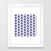 KLEIN 07 Framed Art Print