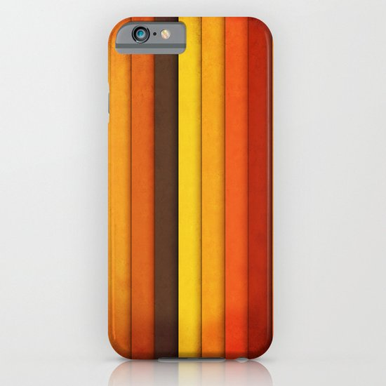 Vertical Grunge iPhone & iPod Case