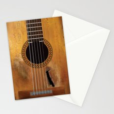 Willie Nelson's Trigger Guitar Stationery Cards