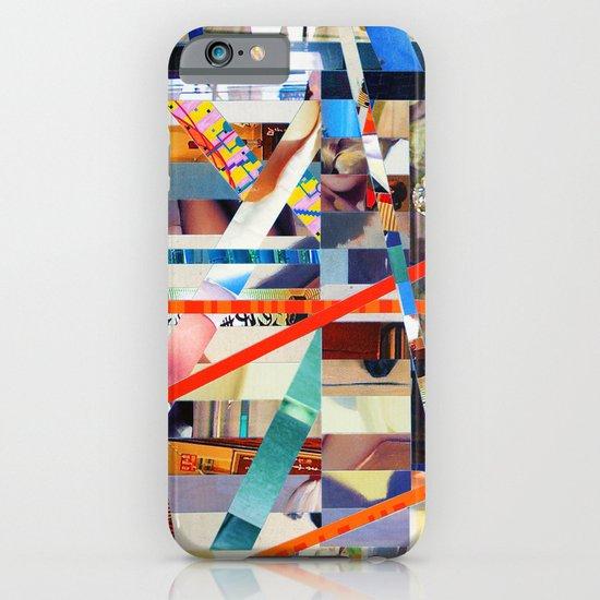 Gwenola (stripes 24) iPhone & iPod Case