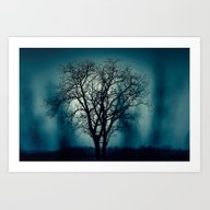 Art Print featuring The Haunting by StayWild