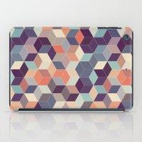Lavender Garden iPad Case