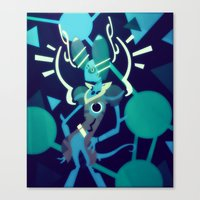 Sugrauh Canvas Print