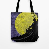 Guardian Of The Knight  Tote Bag