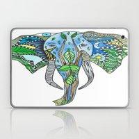 Tatoo Elephant Laptop & iPad Skin