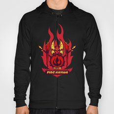 Avatar Nations Series - Fire Nation Hoody