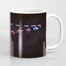 Low Poly Space Mug