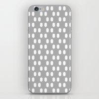 Aelbrecht Grey Pattern iPhone & iPod Skin