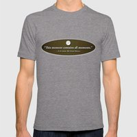 This Moment Mens Fitted Tee Tri-Grey SMALL