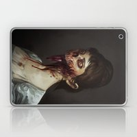 Old Zombie Portrait Laptop & iPad Skin