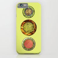iPhone & iPod Case featuring Food Mix Tris by romano