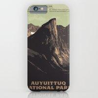 Auyuittuq National Park iPhone 6 Slim Case