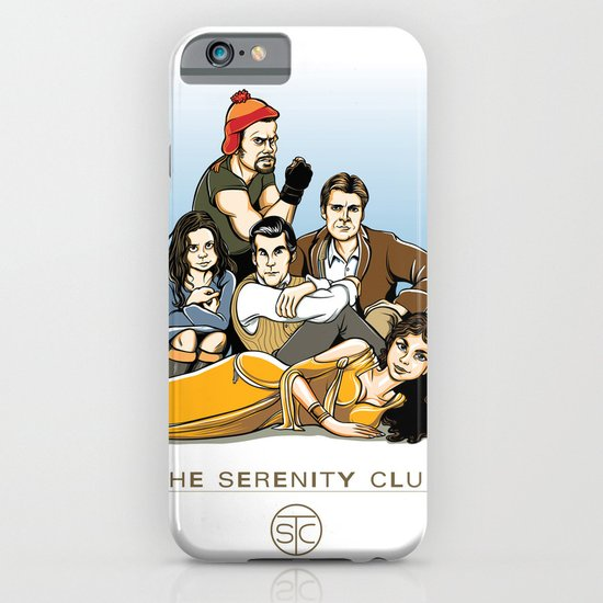The Serenity Club iPhone & iPod Case