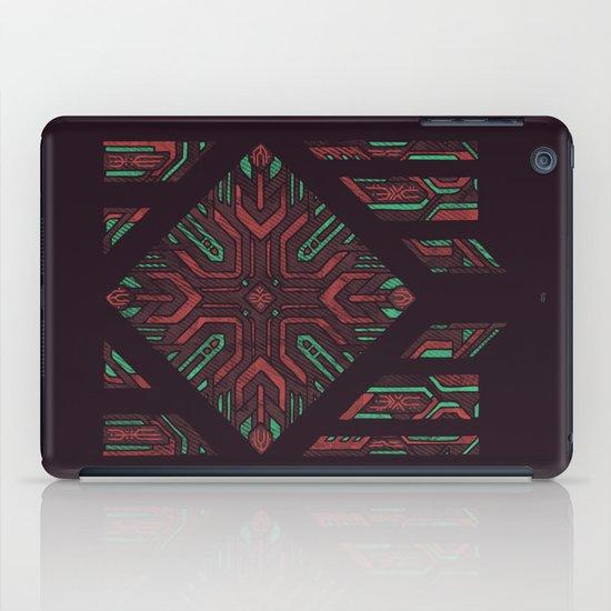 Compartmentalized iPad Case