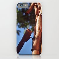 iPhone Cases featuring Bark 5 by Catherine Donato