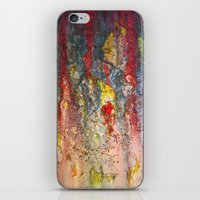 Color Waterfall  iPhone & iPod Skin