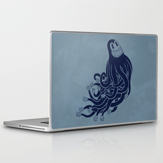 Octadecapus Laptop & iPad Skin