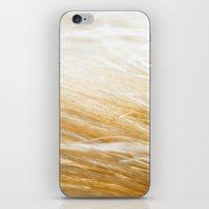 Straw iPhone & iPod Skin