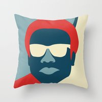 Donald Throw Pillow