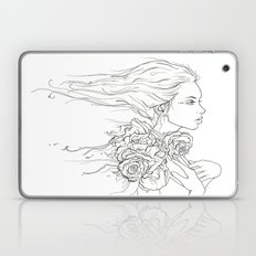 Whispering Rose Laptop & iPad Skin