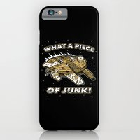 What a Piece of Junk! iPhone 6 Slim Case