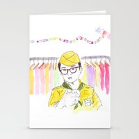 What Kind of Bird Are You? Stationery Cards