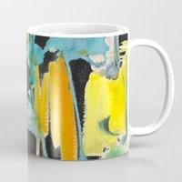 Abstract watercolour Mug