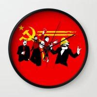 The Communist Party (ori… Wall Clock