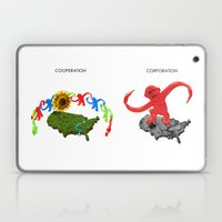 Cooperation Corporation Laptop & iPad Skin