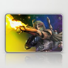 Boba Fett Laptop & iPad Skin
