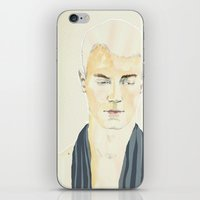 The beautiful  iPhone & iPod Skin