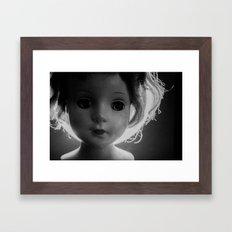 Backlit Framed Art Print