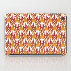 SCORCH pattern [WHITE] iPad Case