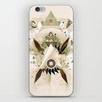 Worship Ganesh iPhone & iPod Skin