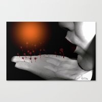 SunKiss Canvas Print