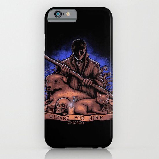 Wizard For Hire iPhone & iPod Case