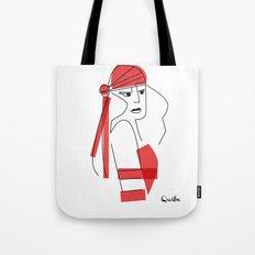 Elektra-assassin Tote Bag