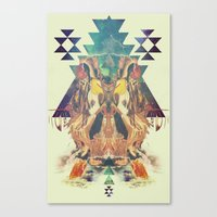 Cosmic Dance Canvas Print